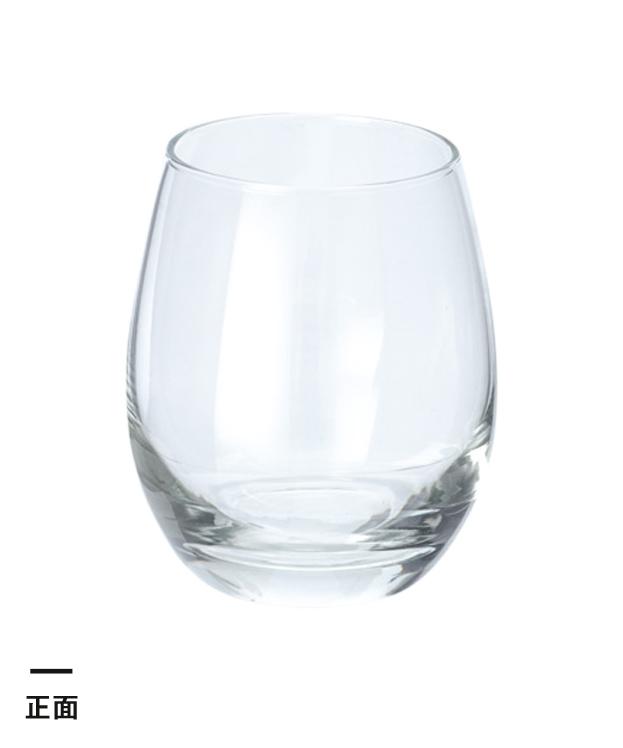 ラウンドグラス(330ml)(227042)正面