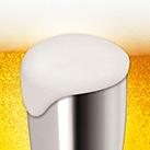 アトラス Sinqs 真空ステンレスタンブラー 430ml(AST-433MT)ビールに最適