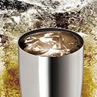 アトラス Sinqs 真空ステンレスタンブラー 430ml(AST-433MT)冷たい飲み物に最適