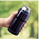 アトラス Wens 缶ホルダー 500ml(AWCH-500)手持ちイメージ