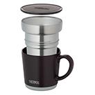 サーモス 保温マグカップ 350ml(JDC-351)しくみ