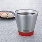 サーモス 真空断熱カップ 400ml(JDD-401)真空断熱構造で飲み頃の温度を長時間キープ