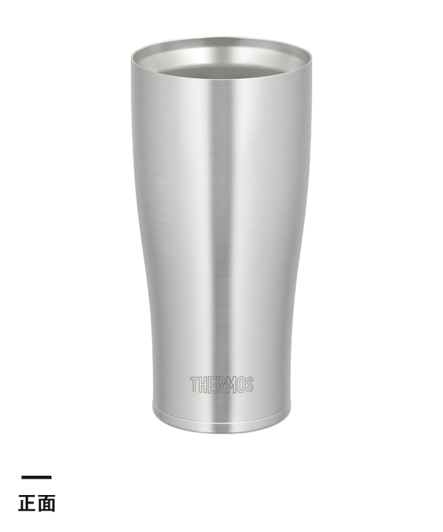 真空断熱タンブラー 420ml(JDE-420)正面