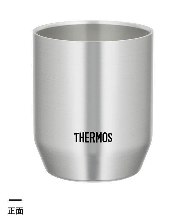 サーモス 真空断熱カップ 360ml(JDH-360-S)正面