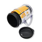 カスタムデザインマグ320ml(TS-0510)台紙を替えることが可能