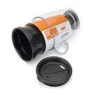 カスタムデザインスリムマグ280ml(TS-0615)台紙を替えることが可能
