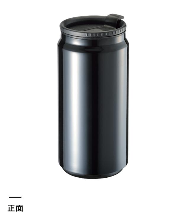 缶型サーモステンレスタンブラー(TS-1282)正面