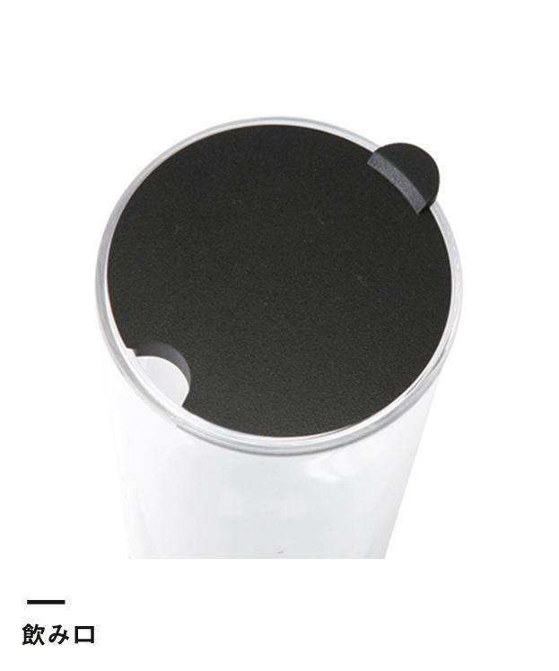 クリアウォールタンブラー280ml(TS-1294)飲み口