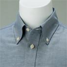 半袖オックスフォードシャツ(メンズ)(00805-SOM)襟
