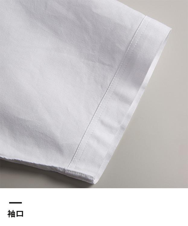 オックスフォードボタンダウンショートスリーブシャツ(1268-01)袖口