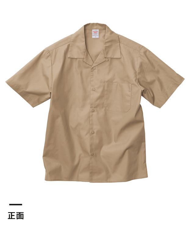 T/Cオープンカラーシャツ(1759-01)正面
