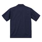 T/Cオープンカラーシャツ(1759-01)背面