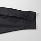 T/Cオープンカラーロングスリーブシャツ(1760-01)袖口