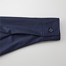 T/Cワークロングスリーブシャツ(1773-01)袖口のカフス