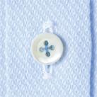 吸汗速乾長袖ブラウス(FB4012L)ボタン