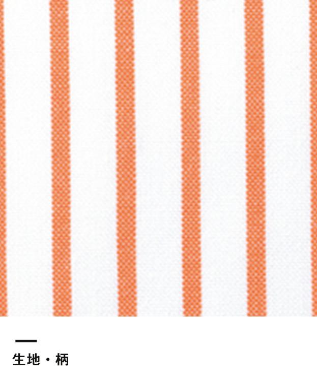 レディスイタリアンカラー七分袖ブラウス(FB4034L)生地・柄