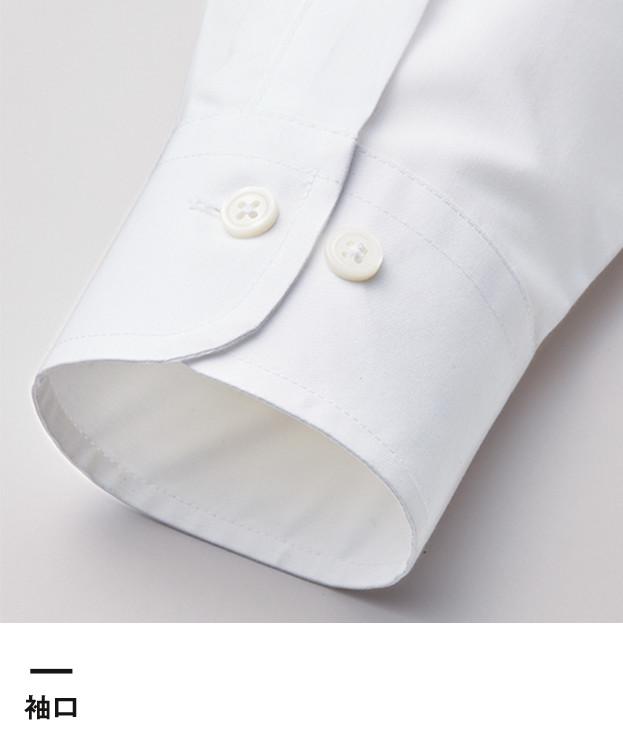 レディスピンタックウイングブラウス(FB4040L)袖口