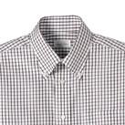 オックスフォード長袖シャツ(FB4510U)襟