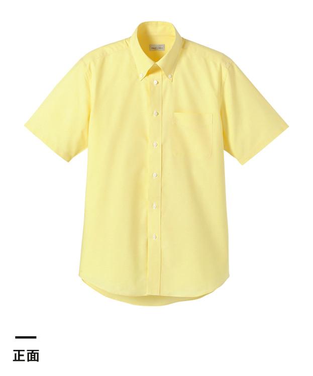 オックスフォード半袖シャツ(FB4511U)正面