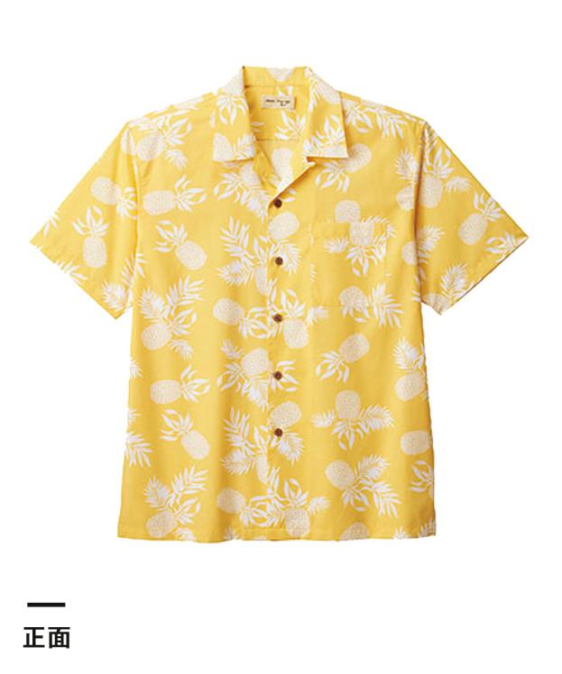 アロハシャツ(パイナップル)(FB4546U)正面