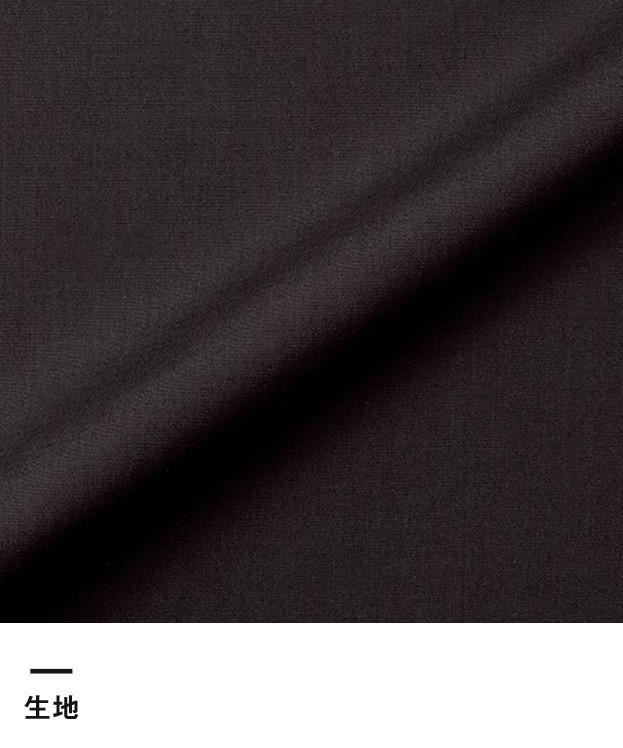 メンズピンタックスタンドカラー長袖シャツ(FB5001M)生地