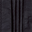 メンズピンタックワイドカラー長袖シャツ(FB5002M)胸元のピンタック