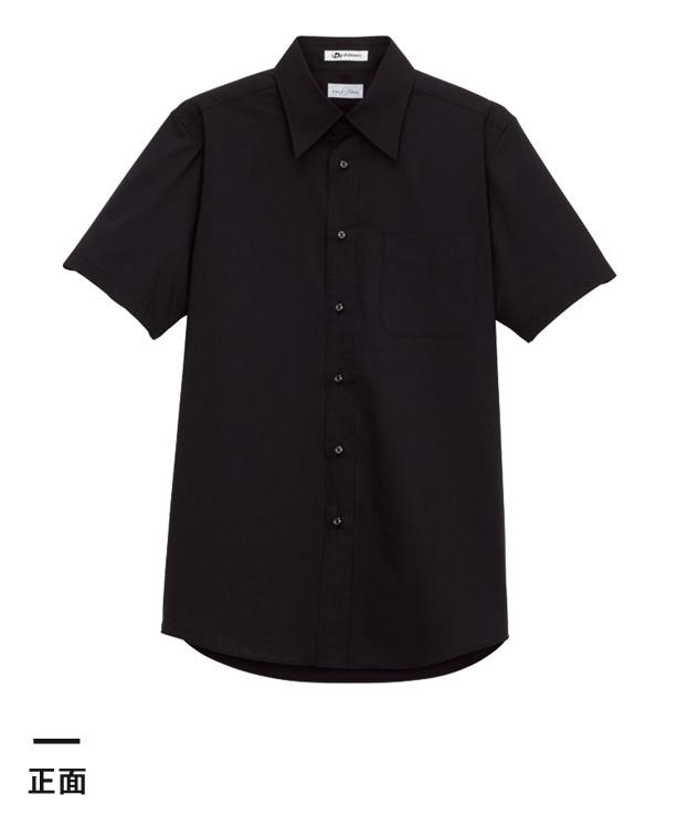 メンズレギュラーカラー半袖シャツ(FB5004M)正面