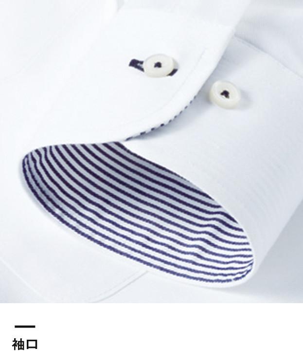 メンズ吸汗速乾長袖シャツ(FB5010M)袖口