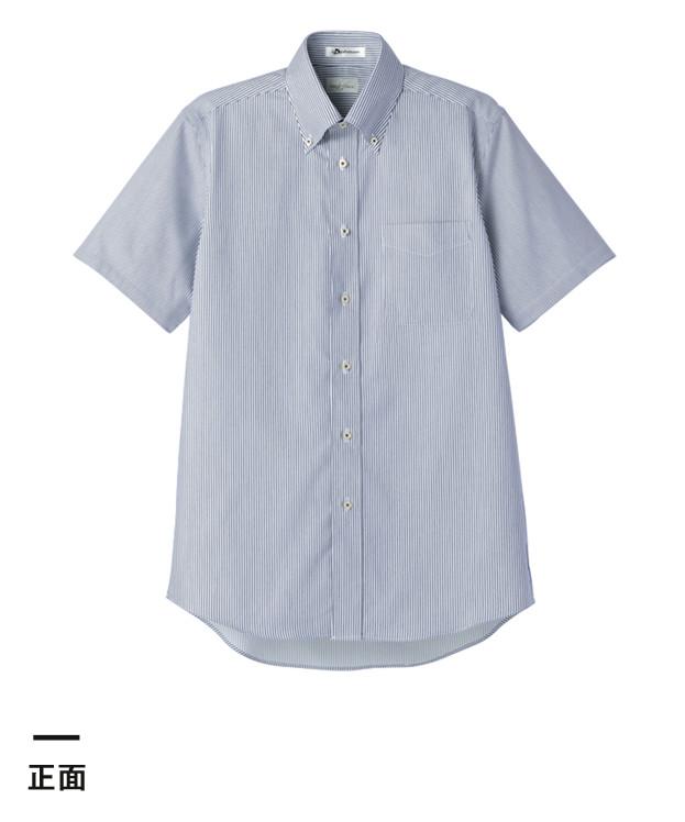メンズ吸汗速乾半袖シャツ(FB5012M)正面