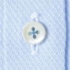メンズ吸汗速乾半袖シャツ(FB5016M)ボタン