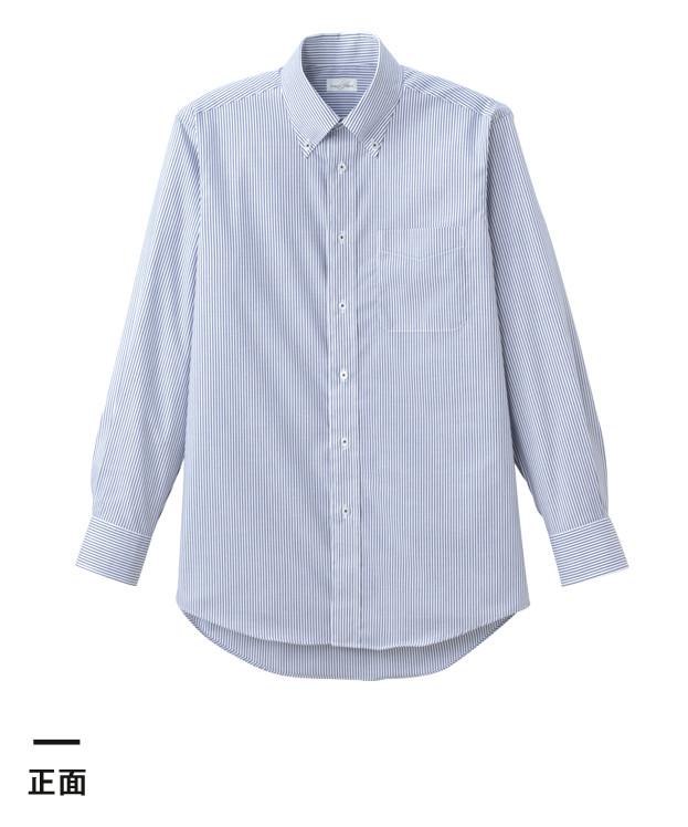 メンズ吸汗速乾長袖シャツ(FB5017M)正面