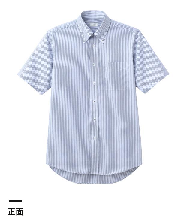メンズ吸汗速乾半袖シャツ(FB5018M)正面