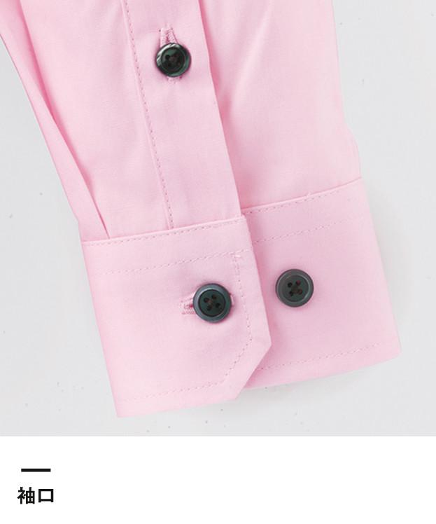 メンズイタリアンカラー長袖シャツ(FB5033M)袖口