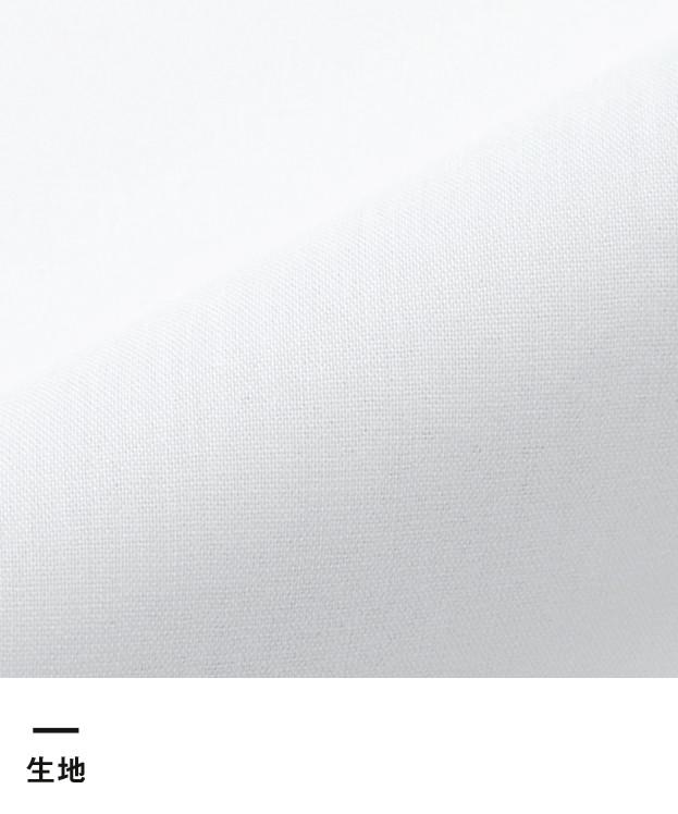 メンズストレッチ長袖シャツ(FB5037M)生地