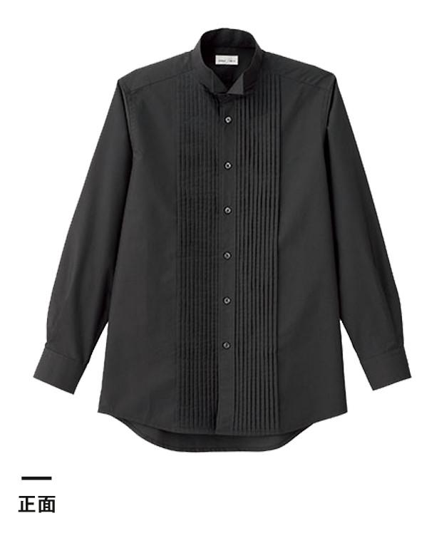 メンズピンタックウイングシャツ(FB5045M)正面