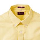 半袖オックスフォードシャツ(GU-2100)襟