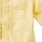 半袖オックスフォードシャツ(GU-2100)胸ポケット