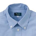 半袖オックスフォードシャツ(GU-5200)襟