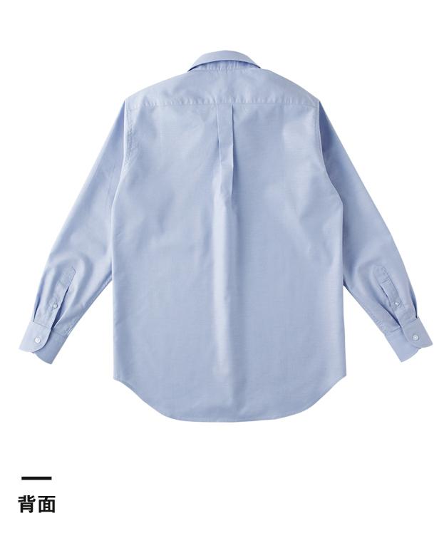 オックスフォードボタンダウンシャツ(OBD-200)背面