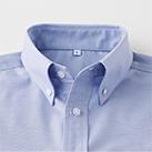 オックスフォードボタンダウンシャツ(OBD-200)襟